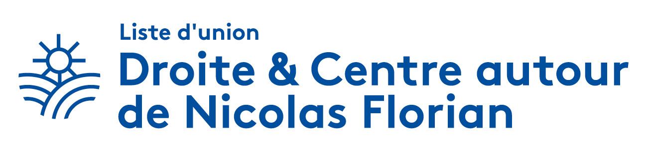 Liste d'union de la droite et du centre autour de Nicolas Florian